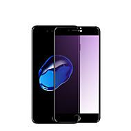 Недорогие Защитные плёнки для экрана iPhone-Защитная плёнка для экрана для Apple iPhone 7 Plus Закаленное стекло 1 ед. Защитная пленка для экрана и задней панели HD / Уровень защиты 9H / 2.5D закругленные углы