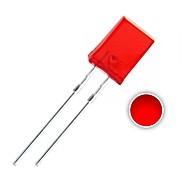 100 pcs 2x5x7 mm Red LED Diode Lights