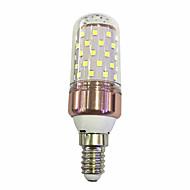 9W E14 LED Corn Lights T 60 SMD 2835 600-680 lm Warm White White K V