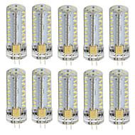 olcso LED betűzős izzók-3W LED betűzős izzók T 81 SMD 3014 260 lm Meleg fehér Hideg fehér V 10 db.