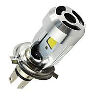 cheap Automotive & Motorcycle-H4 Motorcycle Light Bulbs 20W COB 2000lm LED Headlamp