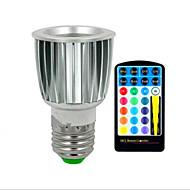 5W Süllyesztett 3 Integrált LED 180 lm RGB V 1 db.