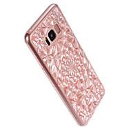 Case Kompatibilitás Samsung Galaxy S8 Plus S8 Strassz Hátlap Más Puha TPU mert S8 S8 Plus S7 edge S7