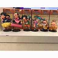 Anime de acțiune Figurile Inspirat de Dragon Ball Son Goku PVC 8 CM Model de Jucarii păpușă de jucărie