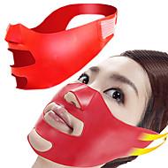 abordables Textiles para el Hogar-1 PC Sintético cinturón Cinturón de elevación Máscara Almohada innovadora, Un Color 3D Novedad