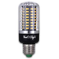 9W LED-kolbepærer 100 SMD 5736 900 lm Varm hvid Vekselstrøm 85-265 V 1 stk.