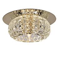 お買い得  -LightMyself™ 埋込式 アンビエントライト - クリスタル ミニスタイル, コンテンポラリー, 110-120V 220-240V 電球付き