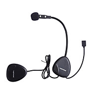 abordables Auriculares para Casco de Moto-Motocicleta VNETPHONE Auricular y Micrófono Bluetooth