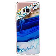 Кейс для Назначение SSamsung Galaxy S8 Plus S8 С узором Задняя крышка Мрамор Мягкий TPU для S8 S8 Plus S7 edge S7 S6 edge S6