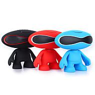 preiswerte Lautsprecher-Bluetooth 2.0 3.5mm Wireless Bluetooth-Lautsprecher Weiß Schwarz Dunkelblau Fuchsia