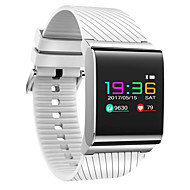 Smart Bracelet iOS / Android Touch Screen / Heart Rate Monitor / Water Resistant / Water Proof Pedometer / Activity Tracker / Sleep