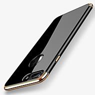 Недорогие Кейсы для iPhone 8-Кейс для Назначение Apple iPhone X iPhone 8 Покрытие Кейс на заднюю панель Сплошной цвет Мягкий ТПУ для iPhone X iPhone 8 Pluss iPhone 8