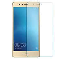 olcso Képernyő védők-Képernyővédő fólia Huawei mert Edzett üveg 1 db Kijelzővédő fólia 2.5D gömbölyített szélek 9H erősség High Definition (HD)