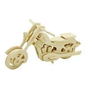 preiswerte Spielzeuge & Spiele-3D - Puzzle Holzpuzzle Holzmodelle Dinosaurier Flugzeug Moto 3D Heimwerken Hölzern Holz Klassisch Motorräder Unisex Geschenk