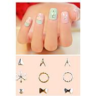 Decoración de uñas Las perlas de diamantes de imitación maquillaje cosmético Dise?o de manicura