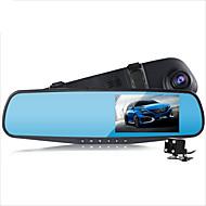 Недорогие Видеорегистраторы для авто-D790s 1080p / Full HD 1920 x 1080 Автомобильный видеорегистратор 140° Широкий угол 4.3 дюймовый Капюшон с G-Sensor / Режим парковки /
