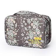 preiswerte Alles fürs Reisen-Reisetasche / Reisekoffersystem / Kosmetik Tasche Wasserdicht / Tragbar / Niedlich für Kleider Nylon 29*11*18 cm Blumen / Cartoon Design Reise