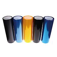 povoljno -auto svjetla membrana prozirna membrana heterochrosis membrana piling stražnja svjetla Film 60cm * 30cm