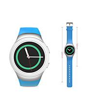 halpa Kellonrannekkeet Samsung-Watch Band varten Gear S2 Samsung Galaxy Urheiluhihna Silikoni Rannehihna