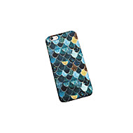 halpa -Varten iPhone 6 kotelo / iPhone 6 Plus kotelo Kuvio Etui Takakuori Etui Geometrinen printti Kova PC iPhone 6s Plus/6 Plus / iPhone 6s/6
