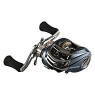 tanie Fishing & Hunting-Kołowrotki Kołowrotki 6.3:1 10 Łożyska kulkowe Zwrócony w prawoSea Fishing Casting Bait Osadzenia Fishing Wędkarstwo słodkowodne Carp