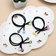 abordables Maquillaje y manicura-Elásticos & Ties Accesorios para el cabello Accesorios pelucas Para mujeres