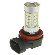 halpa -SENCART H8 Moottoripyörä Lamput 36W SMD 3030 1500-1800lm LED-polttimot Sumuvalot
