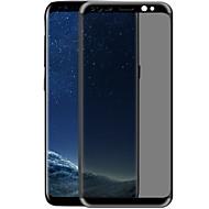 Закаленное стекло Защитная плёнка для экрана для Samsung Galaxy S8 Plus Защитная пленка на всё устройство Защита от царапин Anti-Spy 3D