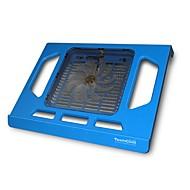 Недорогие Подставки и стенды для MacBook-Устойчивый стенд для ноутбука Macbook / Ноутбук / Другое для ноутбука Всё в одном / Подставка с охлаждающим вентилятором ABS Macbook /