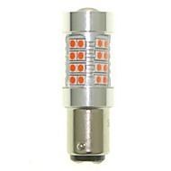 Недорогие Сигнальные огни для авто-SENCART 1157 Автомобиль Лампы 36W SMD 3030 1500-1800lm Светодиодные лампы Лампа поворотного сигнала