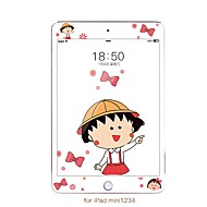 Tempered Glass Screen Protector for iPad (2017) 9H Hardness Cartoon Sailor Moon Full Body Screen Protector for iPad(2017) Air Air2 mini4