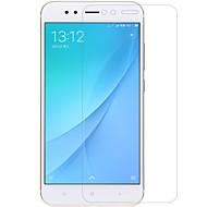 tanie Folie ochronne-PET Screen Protector na Xiaomi Xiaomi Mi 5X Folia ochronna ekranu Wysoka rozdzielczość (HD) Lustro Bardzo cienkie Odporne na zadrapania