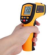 voordelige Industrie & Zakelijk-Non-Contact Laser IR thermometer -50-700 ℃ w Alarm MAX MIN AVG DIF