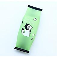 1 pc 젤리 실리콘 펜 가방