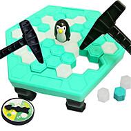 olcso Játékok & hobbi-Társasjátékok Mentsd meg a pingvint Játékok Család interakció Asztali Pingvin Műanyagok 1pcs Darabok Uniszex Ajándék