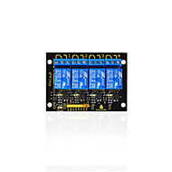 お買い得  Arduino 用アクセサリー-2016 new! keyestudio arduino用4チャンネル5vリレーモジュール