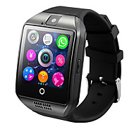 Q18 Inteligentny zegarek Rejestrator aktywności fizycznejDługi czas czuwania Spalone kalorie Krokomierze Rejestr ćwiczeń Kamera/aparat