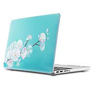 お買い得  MacBook 用ケース/バッグ/スリーブ-MacBook ケース フラワー TPU のために MacBook Air 13インチ / MacBook Air 11インチ / MacBook Pro Retinaディスプレイ13インチ