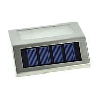abordables Luces inteligentes-dssl01 iluminación decorativa 2led escaleras de casa luz luz de pared solar