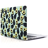 abordables Fundas, Bolsas y Estuches para Mac-MacBook Funda para Fruta TPU MacBook Air 13 Pulgadas / MacBook Air 11 Pulgadas / MacBook Pro 13 Pulgadas con Pantalla Retina