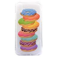 Назначение iPhone X iPhone 8 Чехлы панели IMD С узором Задняя крышка Кейс для Продукты питания Мягкий Термопластик для Apple iPhone X