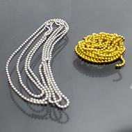halpa -2 Nail Art Decoration tekojalokivi Pearls meikki Kosmeettiset Nail Art Design