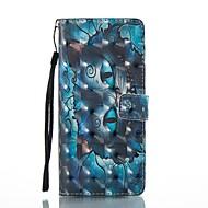 Кейс для Назначение SSamsung Galaxy Note 8 Кошелек Бумажник для карт со стендом Флип С узором Магнитный Чехол Слова / выражения Твердый
