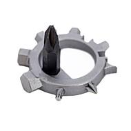preiswerte -Andere Werkzeuge Reparatur-Werkzeuge Radsport Fahhrad Schraubendreher Flickzeug Tragbar Edelstahl-1