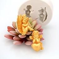 Cake Moulds voor Candy Siliconen Kinderen Noviteit Verjaardag Nieuwjaar Thanksgiving Vakantie