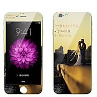 Закаленное стекло Защитная плёнка для экрана для Apple iPhone 6s Plus iPhone 6 Plus Защитная пленка на всё устройство Защитная пленка для