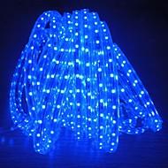 Χαμηλού Κόστους LED Φωτολωρίδες-8m 220v higt φωτεινό οδήγησε φως της Γάζας ευέλικτη 5050 480smd τρία κρυστάλλινα φώτα αδιάβροχο φως μπαρ στον κήπο με βύσμα τροφοδοσίας