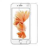Недорогие Защитные плёнки для экранов iPhone 8-Защитная плёнка для экрана Apple для iPhone 8 Закаленное стекло 1 ед. Защитная пленка для экрана Защита от царапин 2.5D закругленные углы