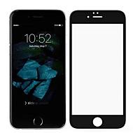 Недорогие Защитные плёнки для экрана iPhone-Защитная плёнка для экрана для Apple iPhone 7 Закаленное стекло 1 ед. Защитная пленка для экрана / Защитная пленка на всё устройство HD / Уровень защиты 9H / Против отпечатков пальцев