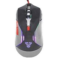 fantech v5 3200dpi ρυθμιζόμενο οπτικό φωτισμό ενσύρματο ποντίκι παιχνιδιών 6 κουμπιά οπτικό ποντίκι υπολογιστή